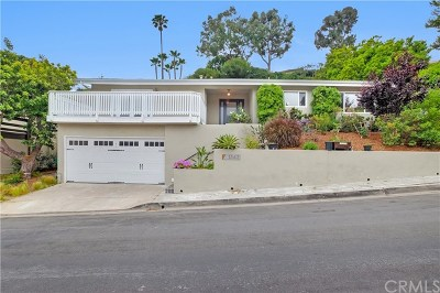 Laguna Beach Single Family Home For Sale: 1342 Terrace Way