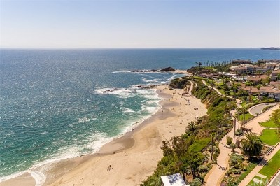 Laguna Beach Single Family Home For Sale: 31014 Coast Highway