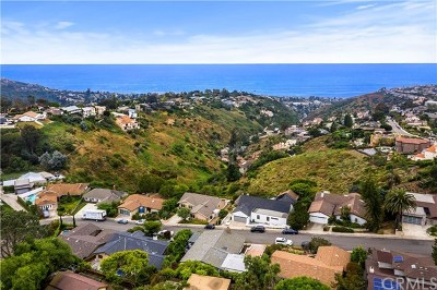 Laguna Beach Single Family Home For Sale: 3034 Bern Drive