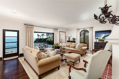Laguna Beach Single Family Home For Sale: 989 Cliff Drive
