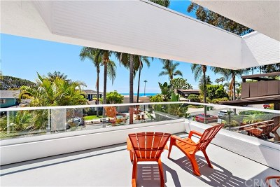 Laguna Beach Single Family Home For Sale: 129 Crescent Bay Drive