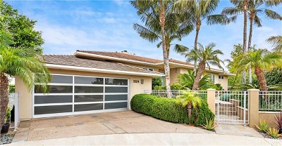 Laguna Beach Single Family Home For Sale: 1324 Pitcairn Place