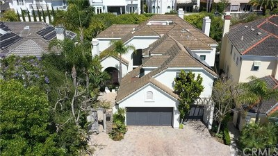Newport Beach Single Family Home For Sale: 6 Hillsborough