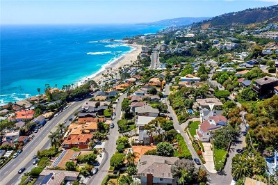 Laguna Beach Single Family Home For Sale: 31312 Pedro Street