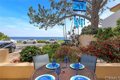 Laguna Beach Condo/Townhouse For Sale: 572 Cliff Drive