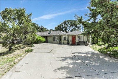 Tehachapi CA Single Family Home For Sale: $399,000
