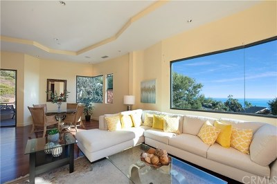 Laguna Beach Single Family Home For Sale: 261 Highland Road