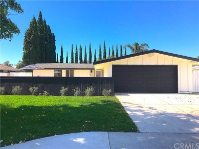Costa Mesa Single Family Home For Sale: 454 Princeton Drive