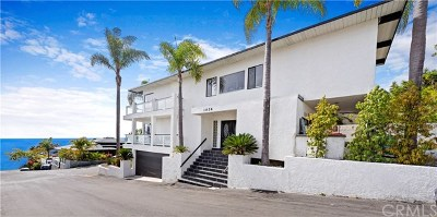 Laguna Beach CA Single Family Home For Sale: $1,445,000