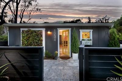 Laguna Beach Single Family Home For Sale: 1234 Victory Walk