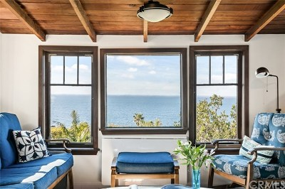 Laguna Beach Single Family Home For Sale: 2538 Glenneyre Street