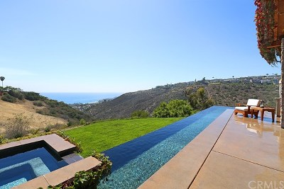 Laguna Beach Single Family Home For Sale: 2014 Donna Drive