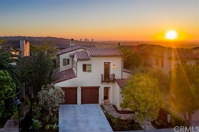 Irvine Single Family Home For Sale: 25 Tall Hedge