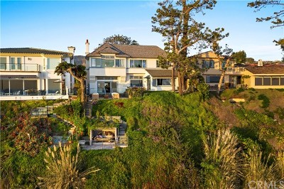 Laguna Beach CA Single Family Home For Sale: $9,475,000