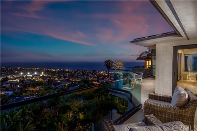 Laguna Beach CA Single Family Home For Sale: $5,495,000