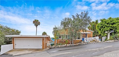 Laguna Beach Multi Family Home For Sale: 251 Highland Road