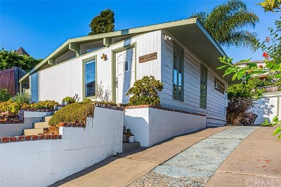 Dana Point Single Family Home For Sale: 33852 Malaga Drive