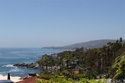 Laguna Beach Single Family Home For Sale: 2609 Victoria Drive