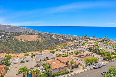 Laguna Beach Single Family Home For Sale: 1570 Skyline Drive