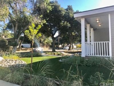 San Dimas Single Family Home Active Under Contract: 624 N Monte Vista Avenue