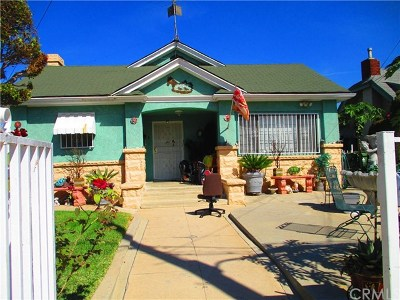Los Angeles Single Family Home For Sale: 2801 Guirado Street