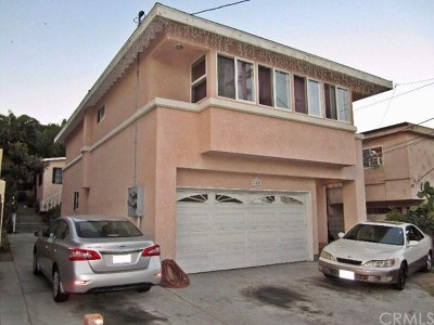 San Pedro Multi Family Home For Sale: 220 W Santa Cruz Street