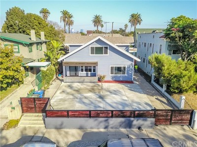 Los Angeles Multi Family Home For Sale: 1828 S Van Ness Avenue