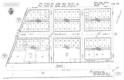 San Bernardino County Residential Lots & Land For Sale: 120 2nd Street