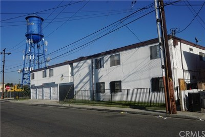 Lynwood Multi Family Home For Sale: 3500 Sanborn Avenue
