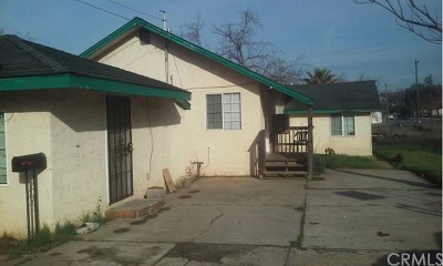 Oroville Single Family Home For Sale: 1936 Jefferson Street