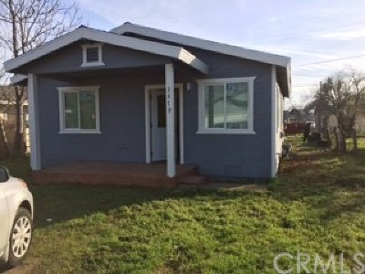 Oroville Single Family Home For Sale: 2479 A