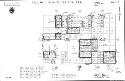 El Mirage Residential Lots & Land For Sale: Keats Road