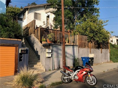 Los Angeles Single Family Home For Sale: 1227 Isabel Street