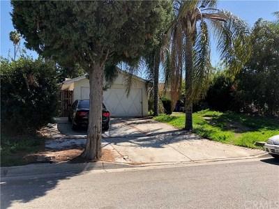 La Puente Single Family Home For Sale: 17102 Gumbiner Drive