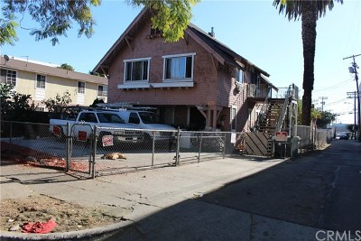 Los Angeles Multi Family Home For Sale: 5446 Virginia Avenue