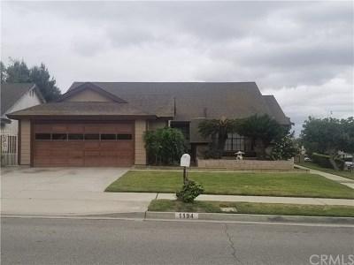 Ontario Single Family Home For Sale: 1194 E Deerfield Street