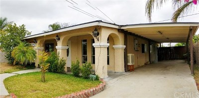 Baldwin Park Single Family Home For Sale: 3414 Patritti Avenue