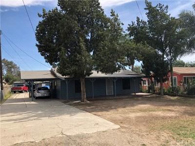 Riverside CA Multi Family Home For Sale: $438,000