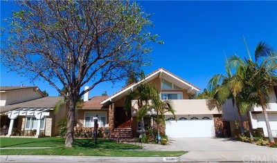 Cerritos Single Family Home For Sale: 18839 Godinho Avenue