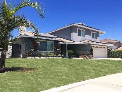 Hacienda Heights Single Family Home For Sale: 15603 La Subida Drive