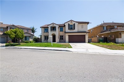Eastvale Single Family Home For Sale: 14079 Bay Circle