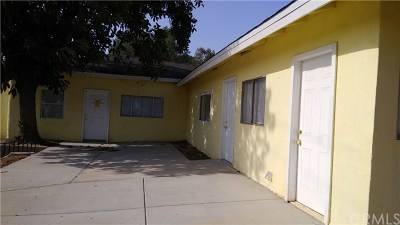Riverside Single Family Home For Sale: 4026 Agate Street