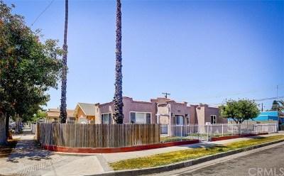 Pico Rivera Single Family Home For Sale: 8444 Elnora Street