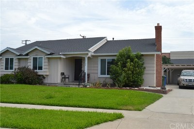 Whittier CA Single Family Home For Sale: $619,000