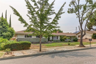 Upland Single Family Home For Sale: 1821 N 2nd Avenue