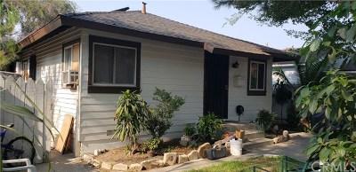 Long Beach Single Family Home For Sale: 1447 E Eleanor Street