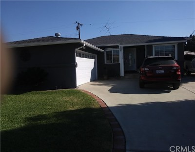 Whittier CA Single Family Home For Sale: $575,000