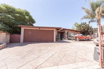 Sylmar CA Single Family Home For Sale: $560,000