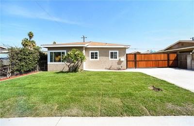 Artesia Single Family Home For Sale: 17418 Elaine Avenue