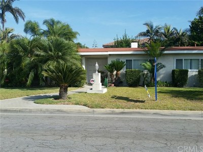 Downey Single Family Home For Sale: 9566 Casanes Avenue
